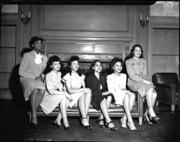 HowardUniversityQueenContestants1947