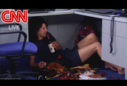 "CNN-Live ""under the table crying"""