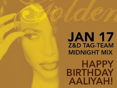 Aaliyah Bday Tribute @ Laszlo 1/17/09