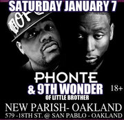 Phonte 9thWonder