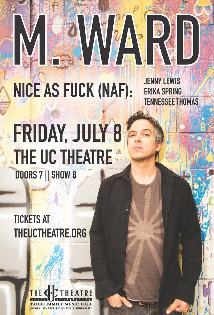 M Ward and NAF