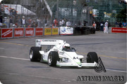 Robinson in March 86C at Long Beach
