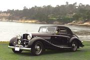Pebble Beach - 1938 Maybach DS 8 Zeppelin Sport-Cabriolet