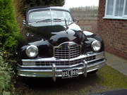 My 1950 Packard