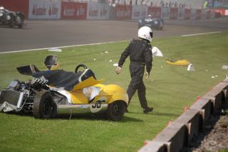 HSCC 0800000019Brands Hatch and Silverstone crash 08