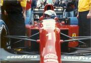 Alain Prost, USGP, Phoenix AZ 1990