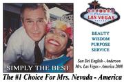 Mrs. Las Vegas-America 2008