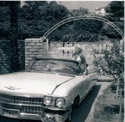 Jayne Mansfield and her 59 Eldo Biarritz