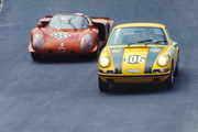Racing at the Nurburgring