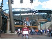 My wife's 30th stadium