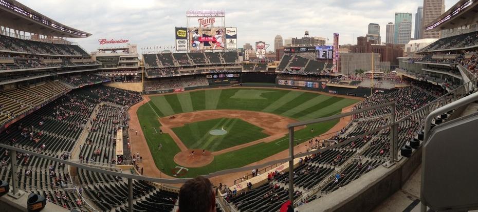 Target Field/Minnesota Twins