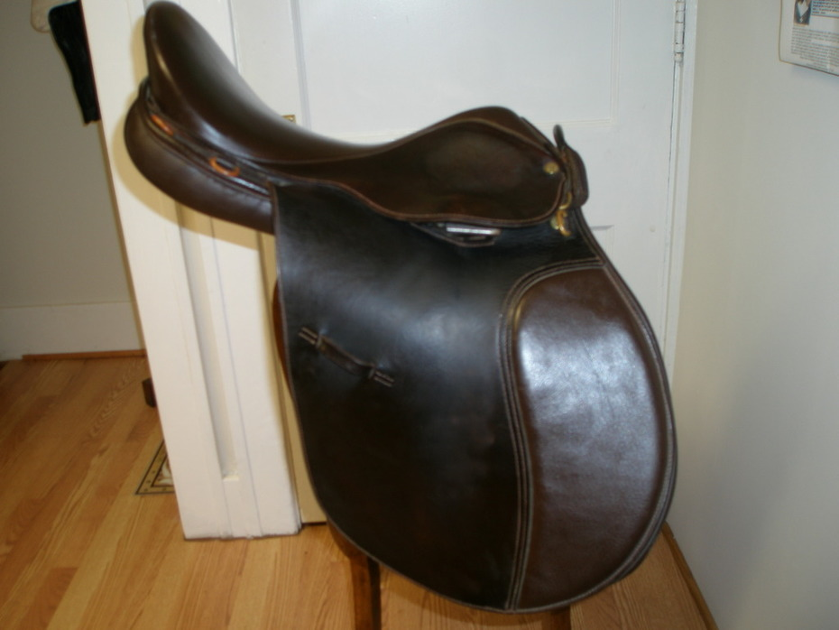 Coll Event Saddle; 17/12; Med. Tree