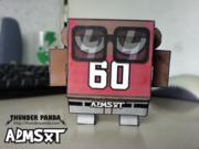 Lemi x PaperToy'z : Sixty Cent