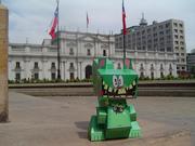 Palacio La Moneda - Santiago