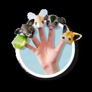Steve Parish Finger Puppets