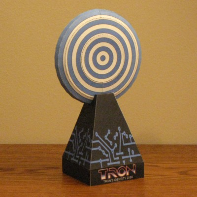 Tron's Identity Disc