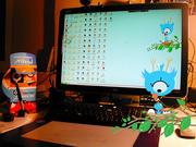 My real Wallpaper deskpot