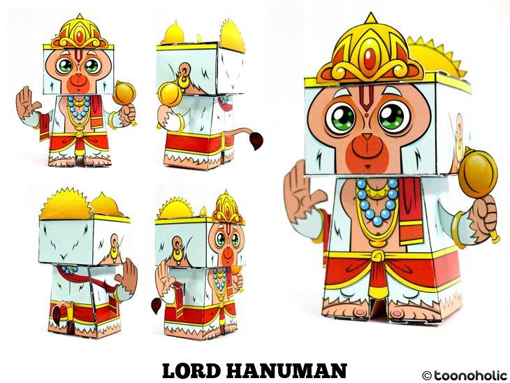 Hindu Gods   Lord Hanuman