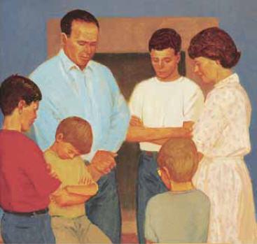 Family Prayer 9.