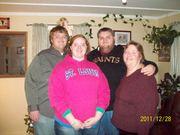 Lynda, Ben, Nick, & Louise