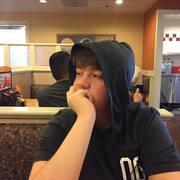 Tristan 1st day of school high school