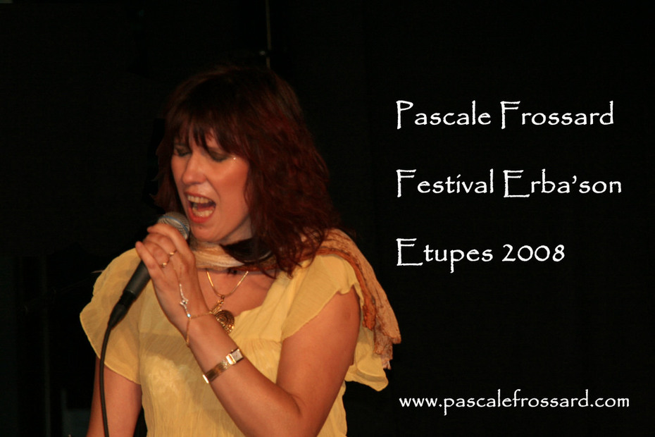 Pascale Frossard Etupes Concert