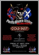 Gold Dust Lounge Poster