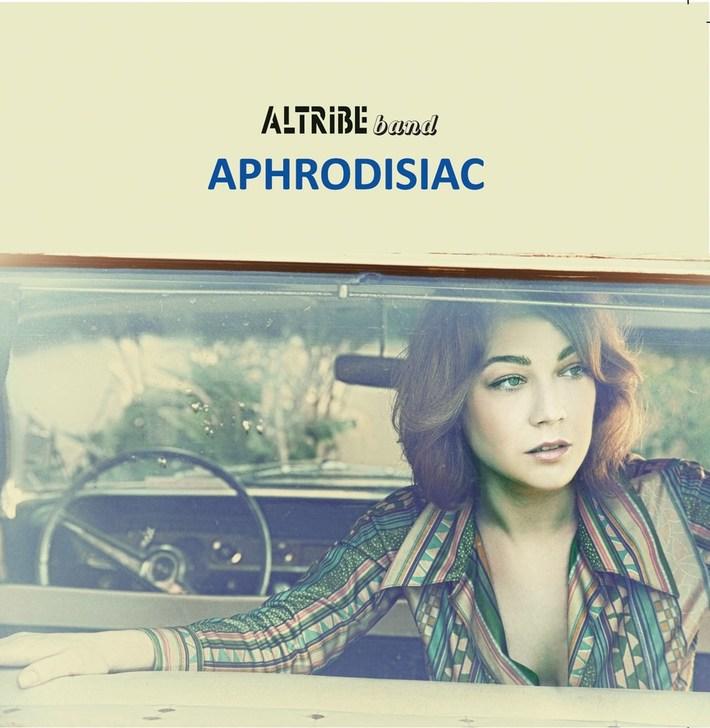 "cd cover ""Aphrodisiac"""