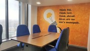 Co-working space and Incubation centre