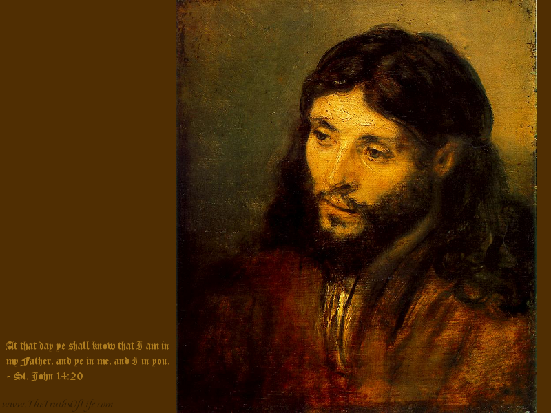 Rembrandt - Christ - Jew