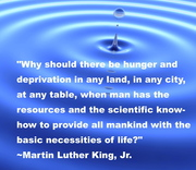 MLK on equality...