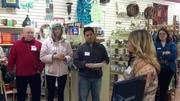 feb indy green drinks at global gifts