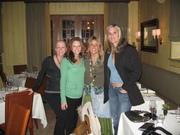 Laura,Angela,Megan and Lilou at Table 52
