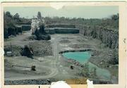 Sugar creek stone quarry 1968