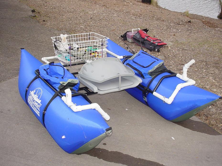 ODC kickboat