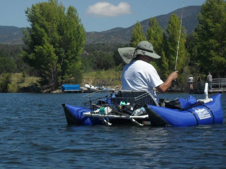 ODC Kick Boat
