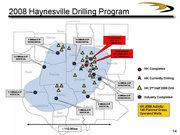 Petrohawk Drilling Program