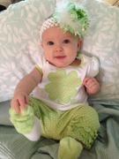 Lola Grace, St. Patrick's Day, 2013