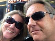 Gary and Lauren
