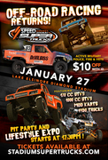 2018 Lake Elsinore Event Poster