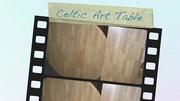 Celtic Art Table