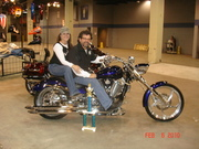 chicago motorcycle show 2010