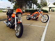 Destination 2015 Bombala bike show-