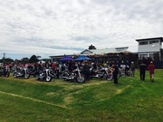 Marlo Bike show 5/12/15 Marlo Pub- inaugural event- good start-