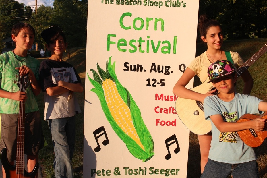 Solar Sound Band Will Be At The Beacon Sloop Club Corn Festival