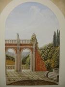 Mural for Niche
