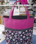 M'Liss Fabric Tote