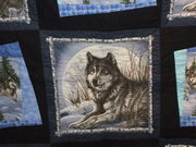 For the Love of Wolves (close up)