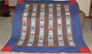 6 Flying Geese Quilt
