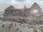 Gaeltacht Thair Tri Chonaill .....paint out in Ray church Falcarragh.